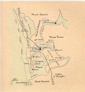 Cartografia storica della Pianura Pisana